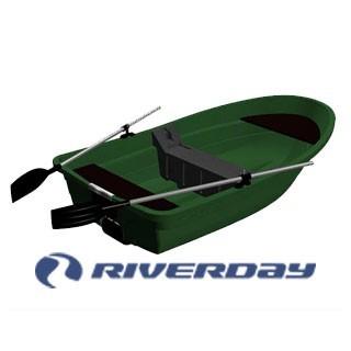 Barci din plastic RIVERDAY